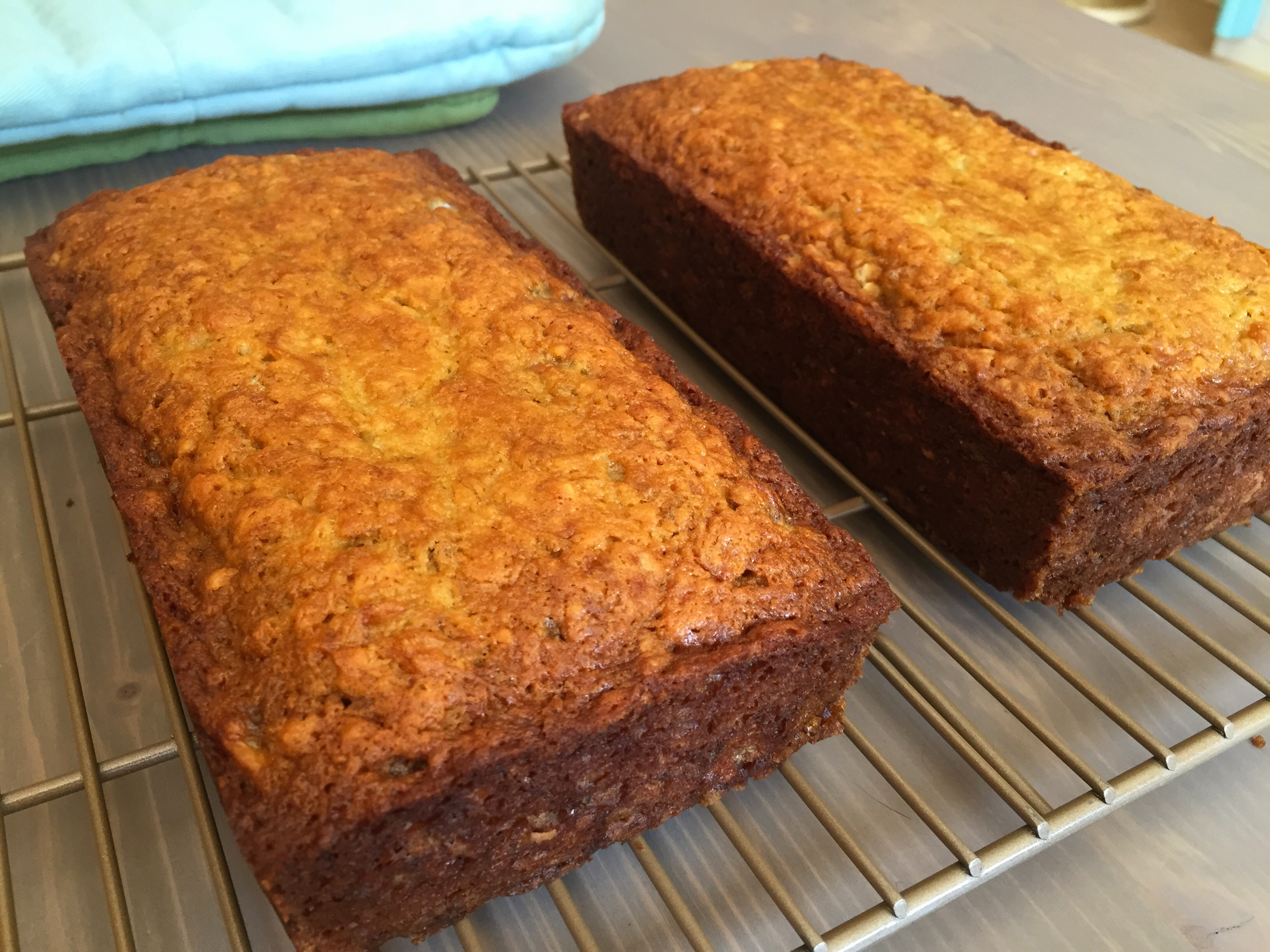 Grandma Vi's Moist Banana Bread