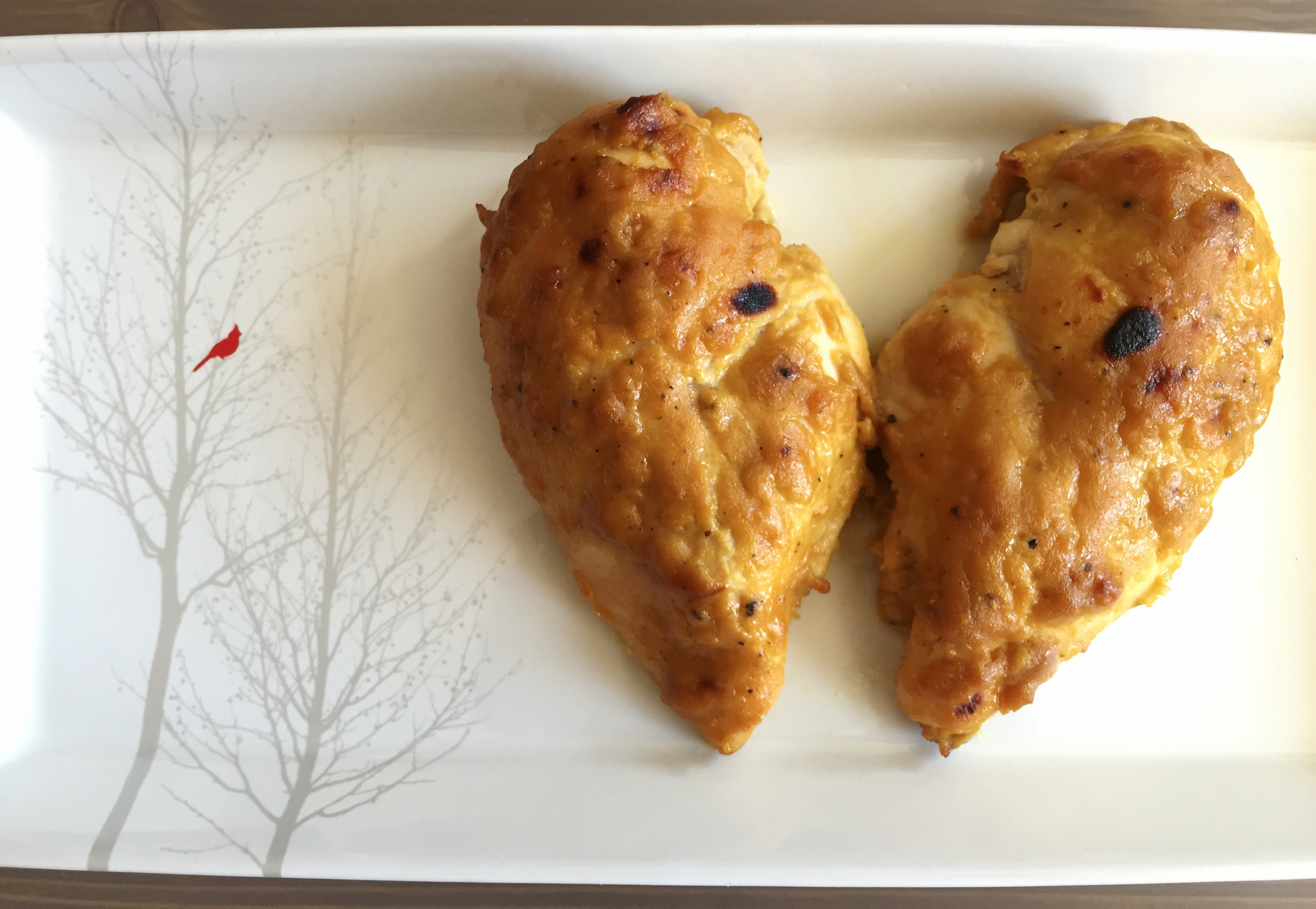 Dijon Maple Chicken